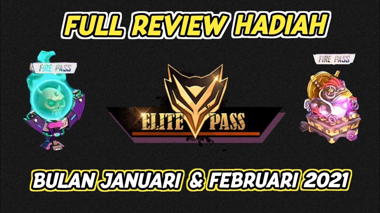 Elite Pass FF Season 32