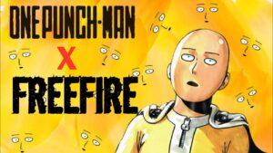 Senjata Free Fire x One Punch Man Asli Keren! Ini Bocorannya