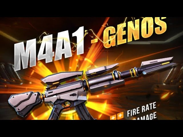 M4A1 Genos