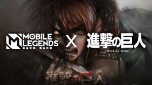 Kolaborasi Mobile Legends X Attack On Titan (AOT) Apakah Benar?