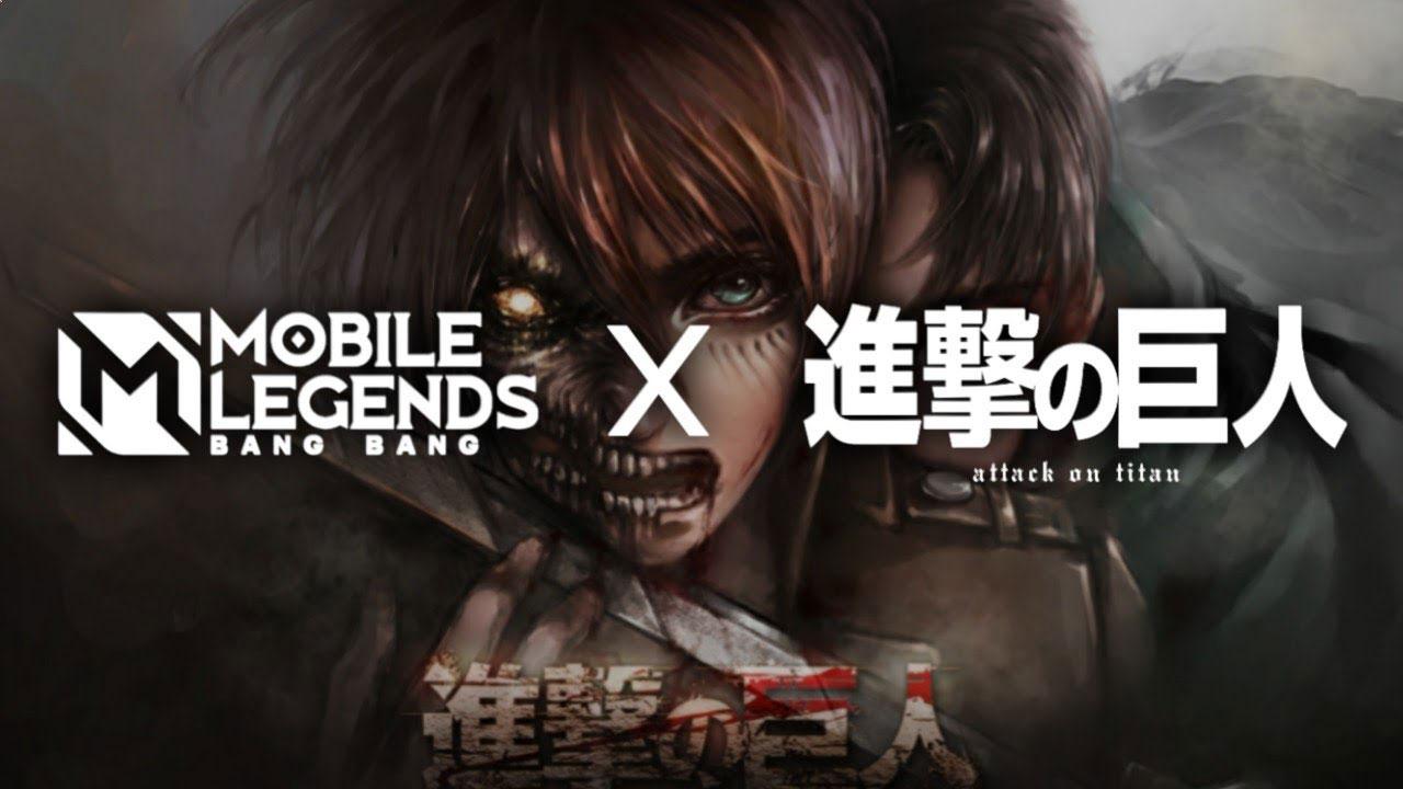 Mobile Legends X Attack On Titan