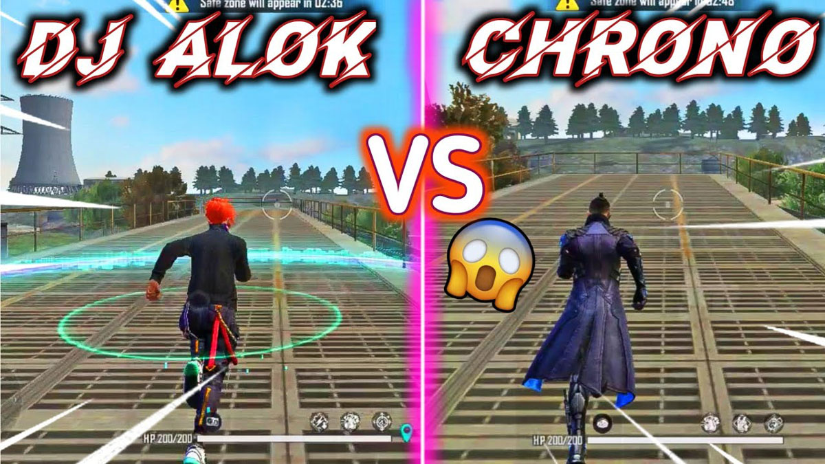Alok vs Chrono