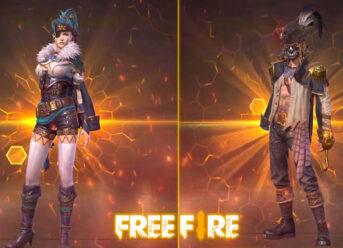 free fire season 19