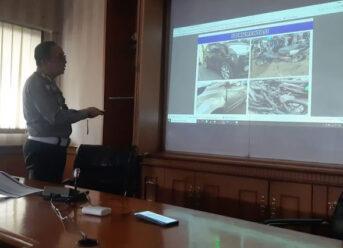 Polisi Tabrak Mati Orang, Pengemudi Hyundai yang Serempet Mobil Polisi Dijadikan Tersangka
