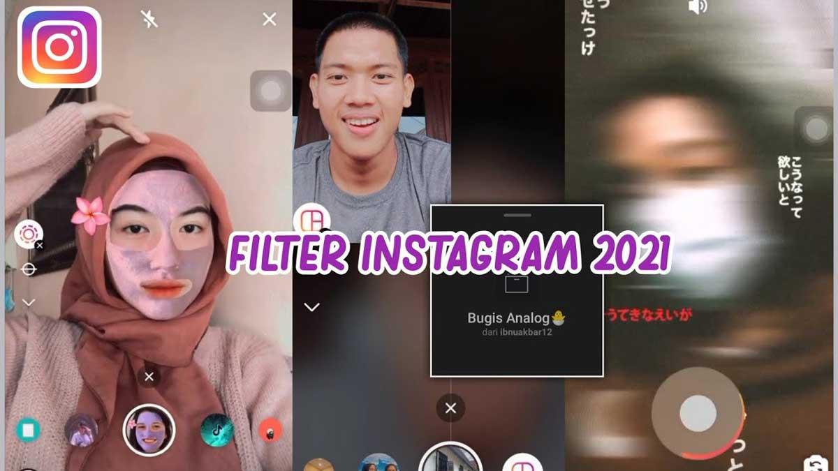 Filter IG Lagu India
