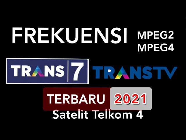 Frekuensi Trans 7
