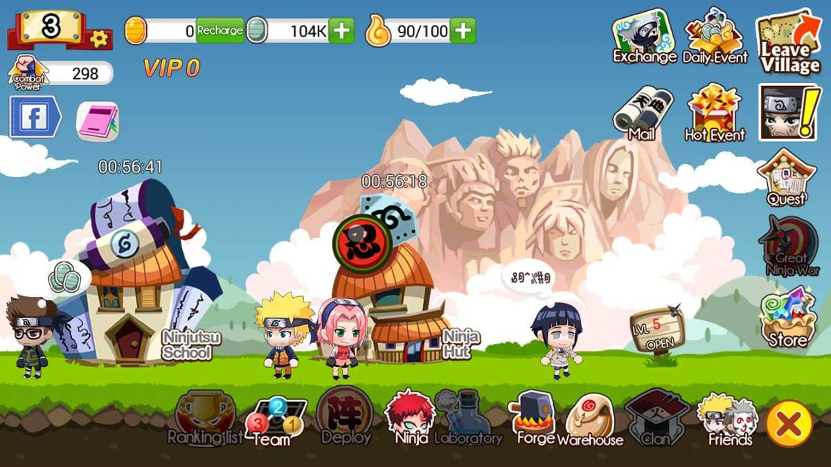 Ninja Heroes Reborn