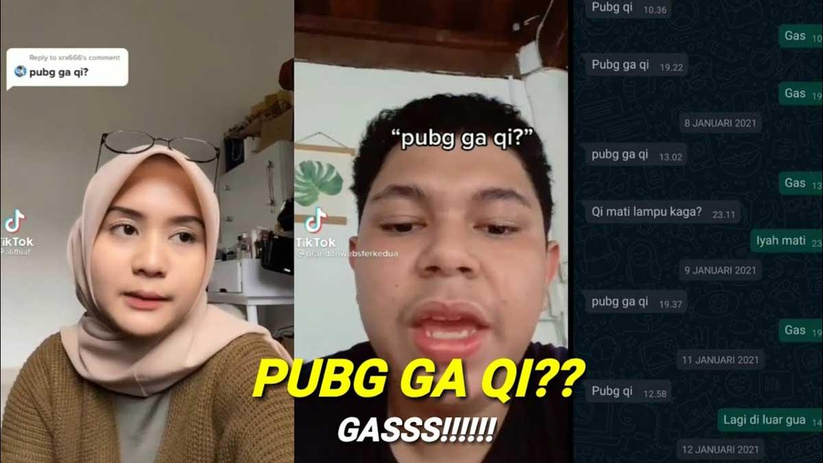 PUBG Ga Qi