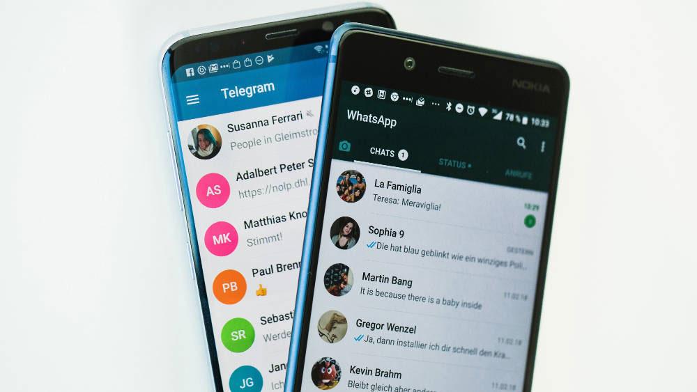 Arti PC Di Telegram