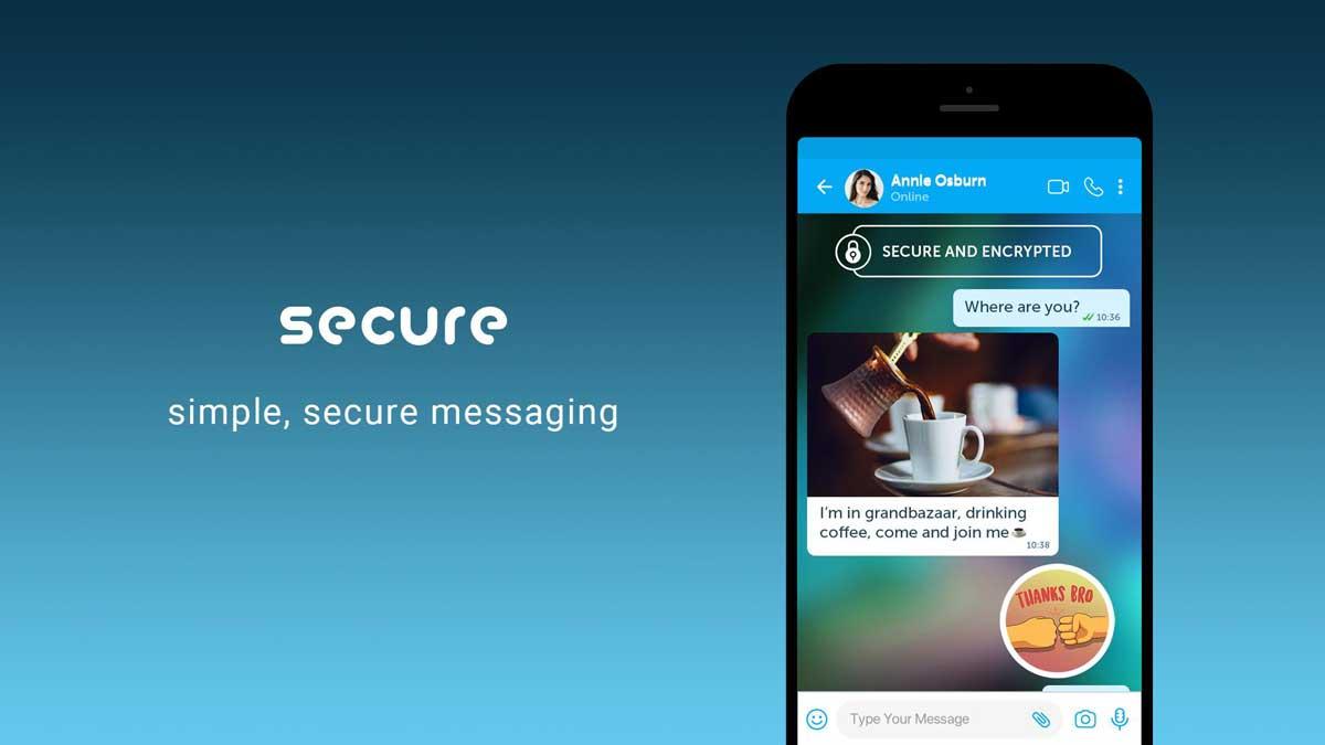 bip messaging