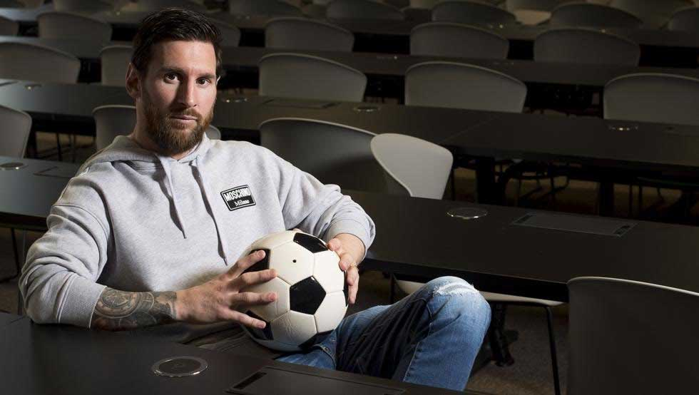 Messi Menolak Collab Dengan PUBG
