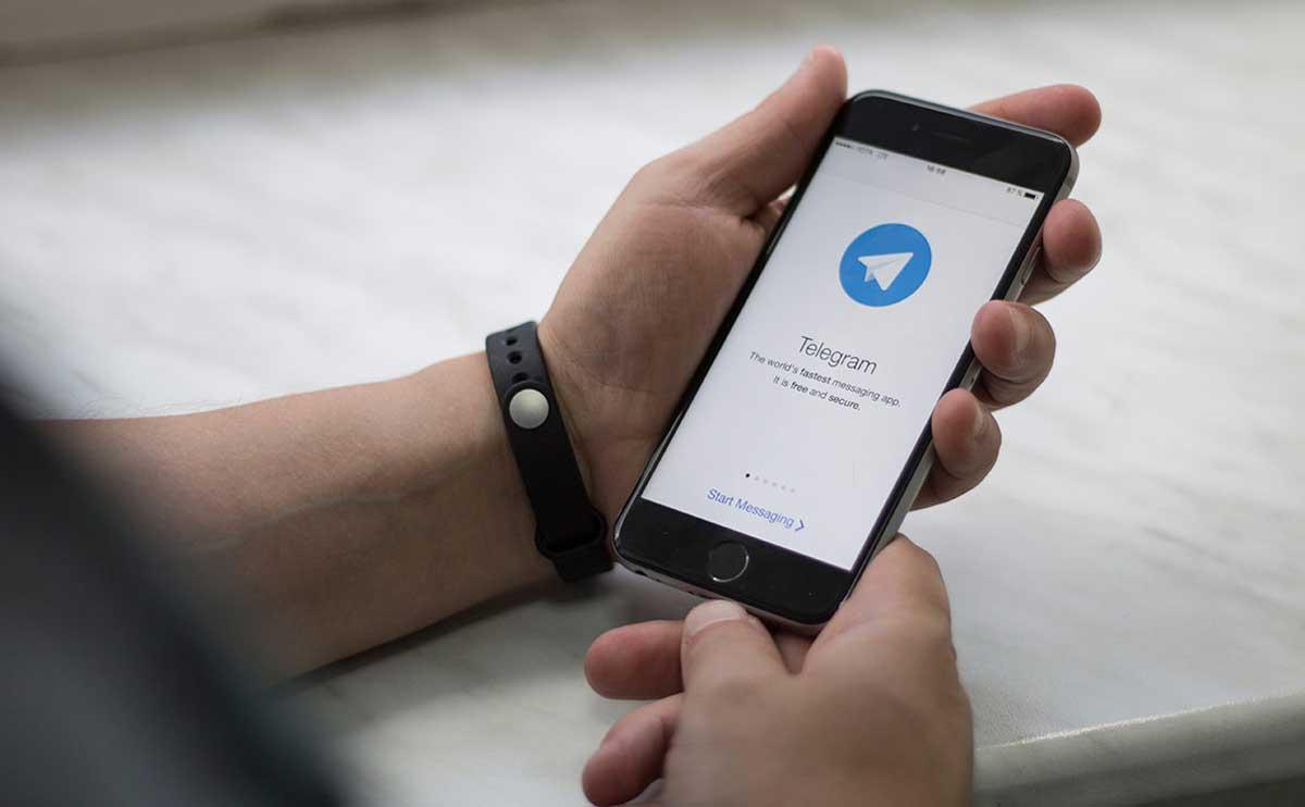 Kode Telegram