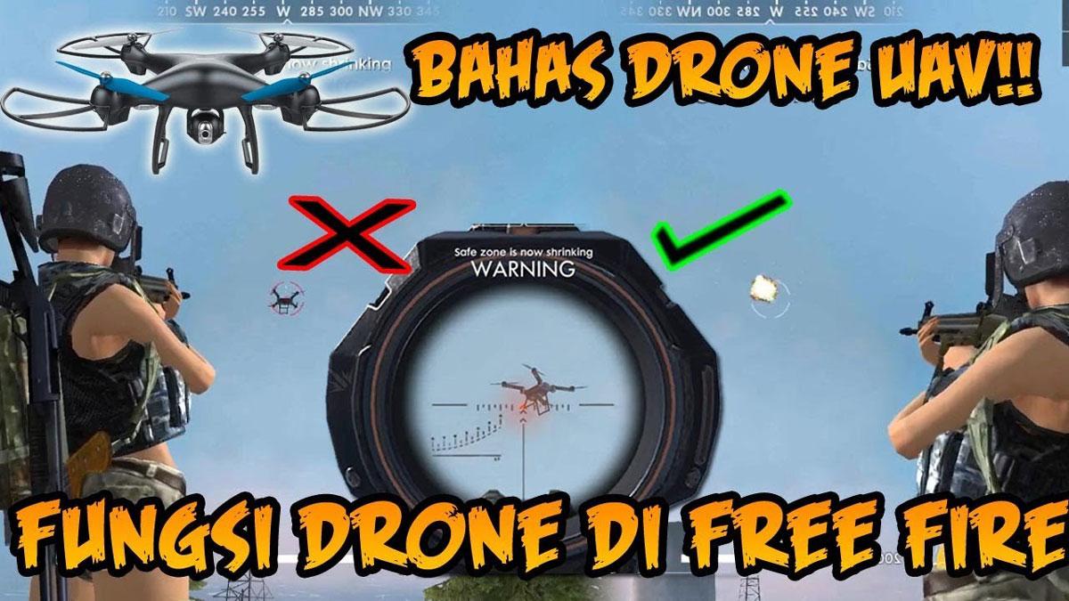 Apa Itu UAV di Free Fire