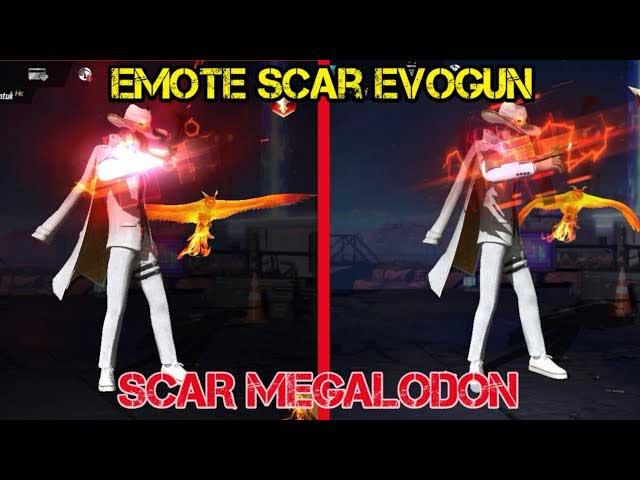 Config Emote Scar Megalodon