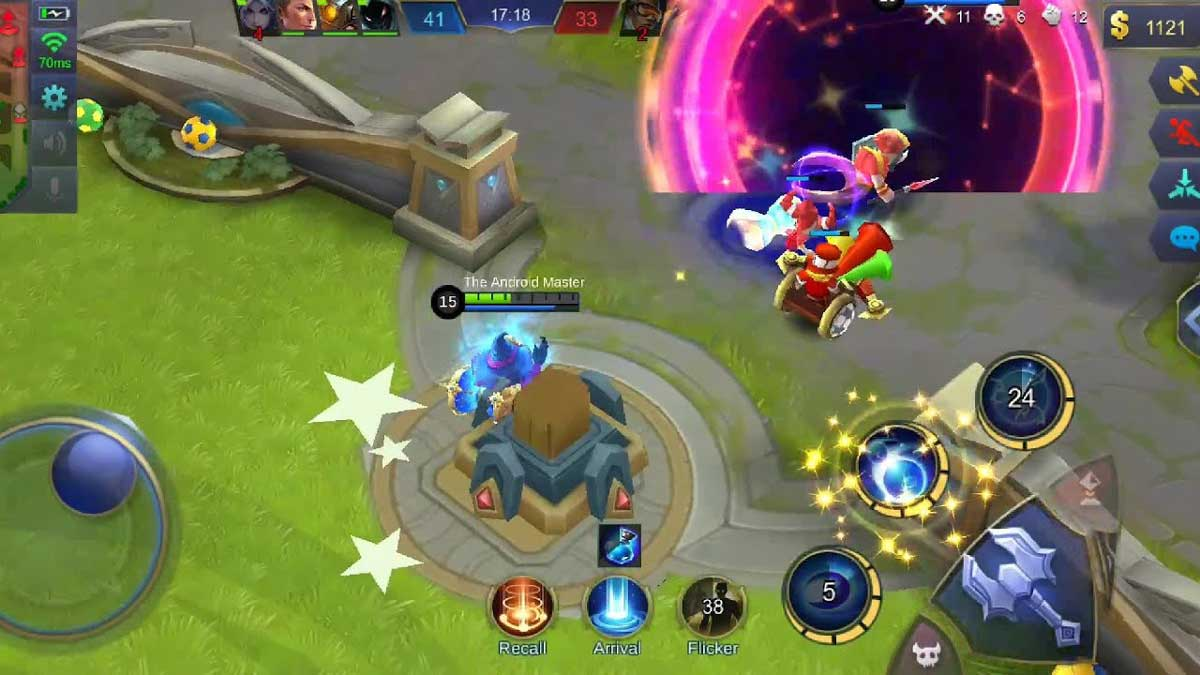 Mode Mayhem Mobile Legends