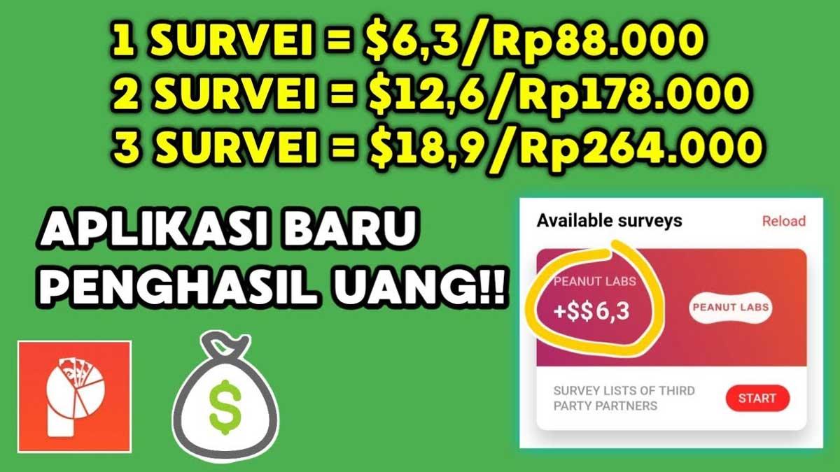 Poll Pay Penghasil Uang