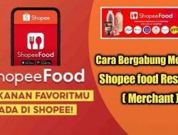 Cara Mengatur Jam Operasional Shopee Food Merchant