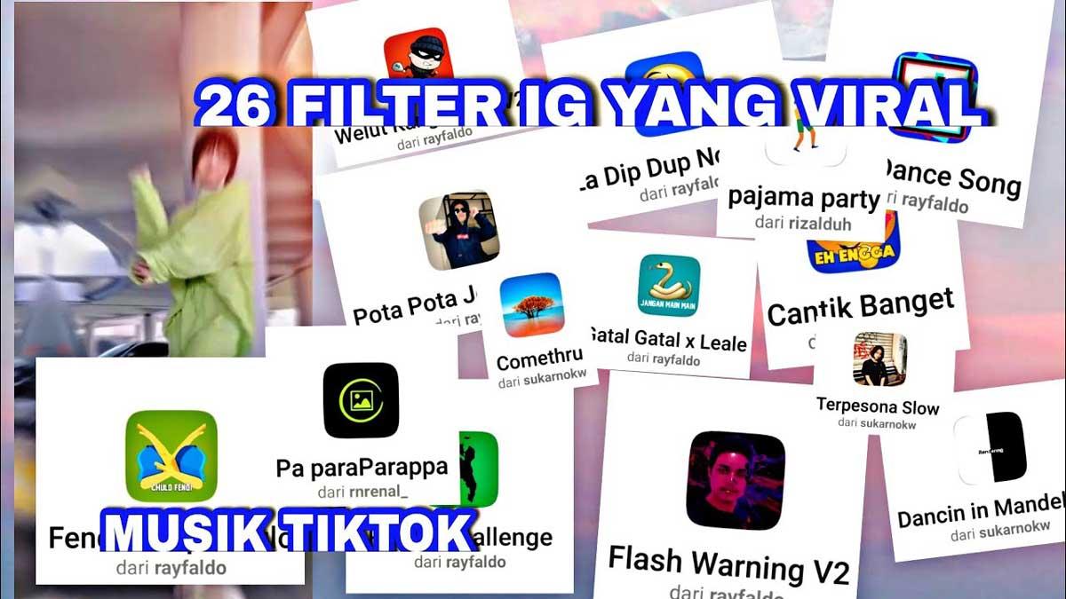 Nama Filter IG Paket Ashiap