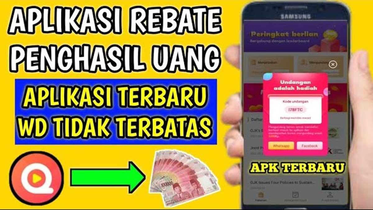 Rebate Media Apk