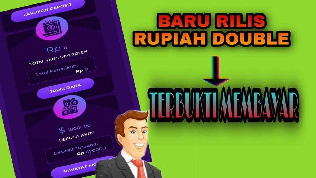 Rupiah Double Penghasil Uang