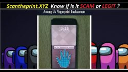 Scantheprint xyz Among Us Custom APK