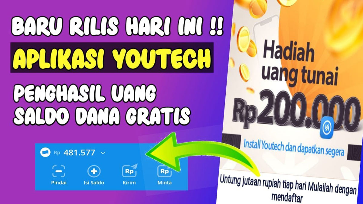 Youtech Penghasil Uang
