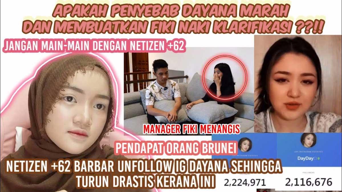 Dayana Dihujat Netizen Indonesia