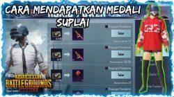 Medali Suplai di P
