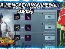 Cara Mendapatkan Medali Suplai PUBG Ternyata Mudah Banget