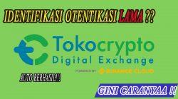 Cara Mengatasi Verifikasi Tokocrypto Gagal
