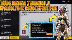 Paleolithic Bundle Free Fire