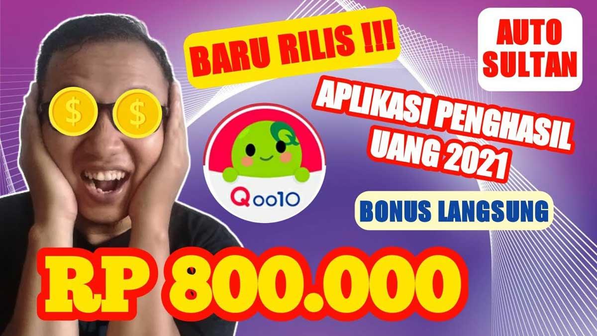 Qoo10 Penghasil Uang