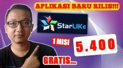 Star Like Penghasil Uang