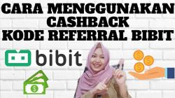 kode referral bibit