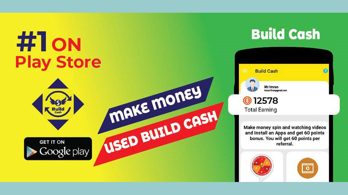 Cara Menghasilkan Uang Dari Build Cash Apk