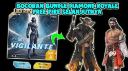 Bocoran Update Bundle Diamond Royale Free Fire Terbaru
