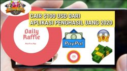 Daily Raffle Apk Penghasil Uang