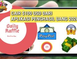 Aplikasi Daily Raffle Apk Penghasil Uang Asli atau Penipuan?