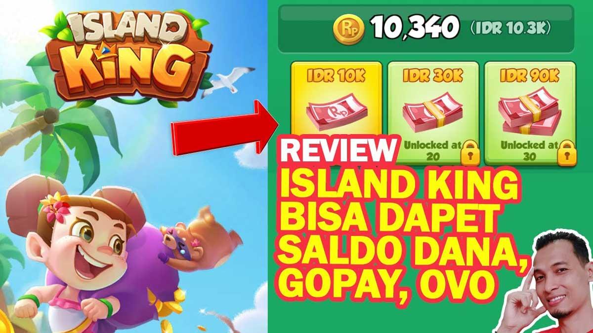 Cara Bermain Game Island King Dapat Duit