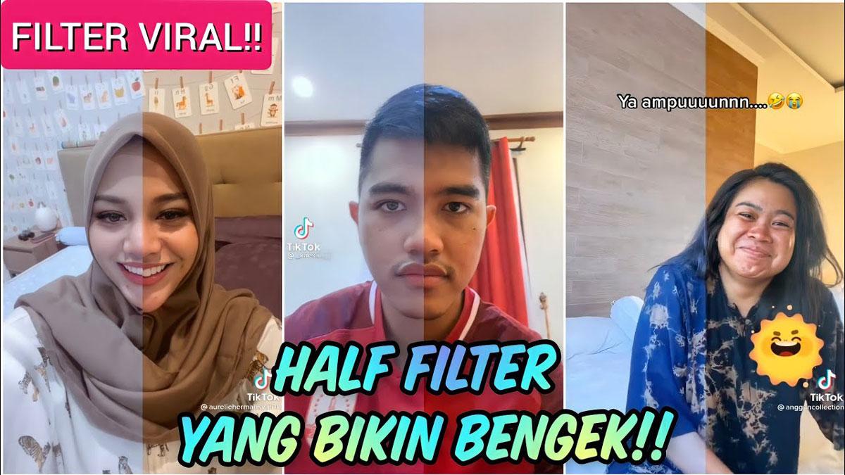 Half Filter TikTok