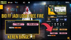 Kode Bio FF Logo Free Fire