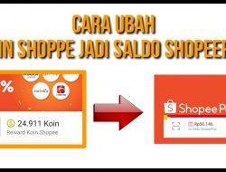 Cara Merubah Koin Shopee jadi Shopeepay Dengan Mudah