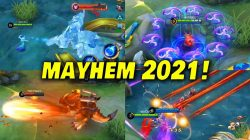 Mode Mayhem Mobile Legends