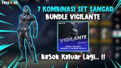 Bundle Vigilante FF