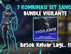Kapan Bundle Vigilante FF Keluar Lagi dan Gimana Cara Dapatkannya?