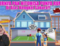ID Rumah Bengkel Di Sakura School Simulator Bisa Save