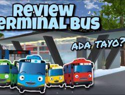 ID Rumah Bus Tayo di Sakura School Simulator