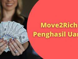 Aplikasi Move2Rich Penghasil Uang Asli atau Penipuan?