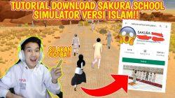 Sakura School Simulator Versi Islam