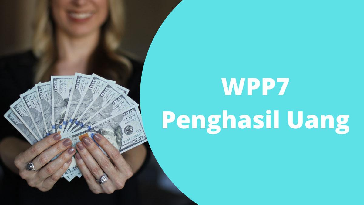 Wpp7 Penghasil Uang